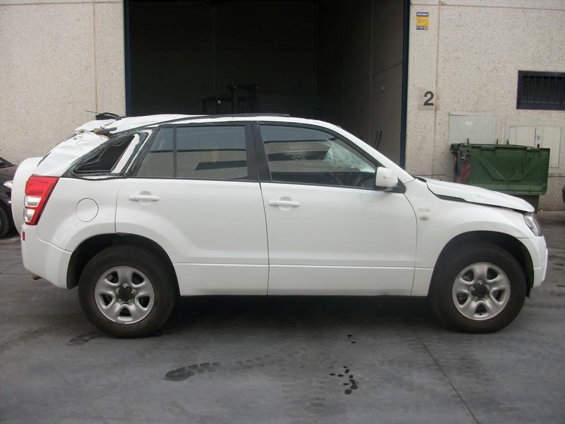 Big on 2010 Suzuki Grand Vitara